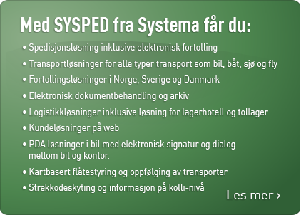 sysped